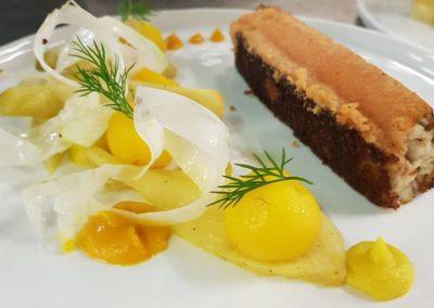Auberge Hermance Dessert